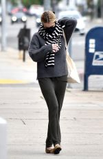 Emma Roberts Out in Sherman Oaks