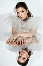 """Hailee Steinfeld - Promo pics for her new single """"I love You"""