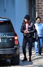 Irina Shayk Has Another Outing With Vito Schnabel in New York City