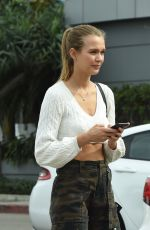 Josephine Skriver Seen out & about in West Hollywood