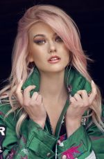 Katherine McNamara - QP Magazine, March 2020
