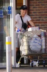 Katie Price Out shopping in London