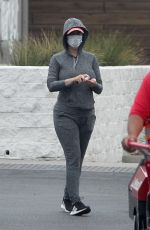 Katy Perry Outside Target in Los Angeles