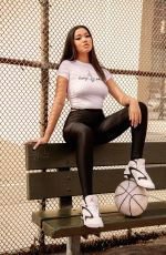Kimora Lee Simmons At photoshoot for Her Collection in Collaboration with Foot Locker