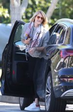 Laura Dern Steps Out For a Dog Walk in Los Angeles