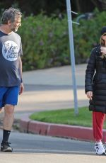 Leslie Mann and Judd Apatow take a couple