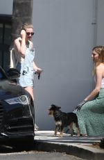 Lili Reinhart Goes house hunting during safer at home order in Los Angeles