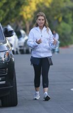 Maria Shriver Walking and Talking
