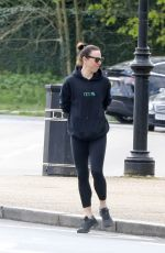 Melanie Chisholm Out in London