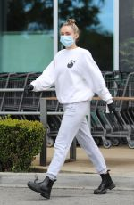 Miley Cyrus Leaving Erewhon Market in Calabasas