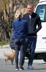 Naomi Watts and Liev Schreiber Are Spotted Getting Some Exercise in The Hamptons