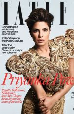 Priyanka Chopra - in Tatler Magazine UK - May 2020