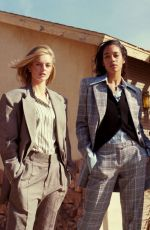 Samara Weaving, Laura Harrier and Maude Apatow - ELLE Magazine 2020