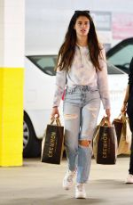 Sara Sampaio Shopping in LA