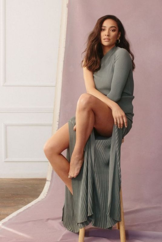 Shay Mitchell - Romper New Parent Issue - April 2020