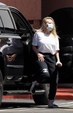 Sia Steps out with Maddie Ziegler
