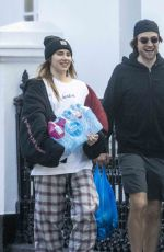 Suki Waterhouse Shopping in London