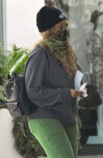 Tyra Banks Out in Los Angeles