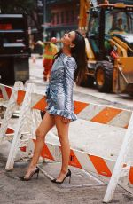 Victoria Justice - Taylor Kahan Photoshoot in New York, April 2020