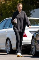 Whitney Port Keeps it casual as she enjoys a walk in her Los Angeles neighborhood