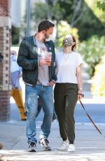 Ana De Armas Out in Venice, California