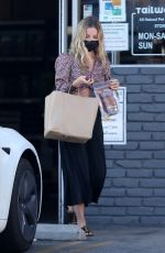 Annabelle Wallis Out shopping in Los Feliz