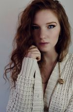 Annalise Basso - Photoshoot for Bode Magazine interview - May 2020