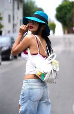 Bai Ling Out in Santa Monica