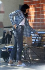 Camila Mendes Out getting coffee in Beverly Hills