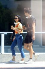 Camila Mendes Out in LA