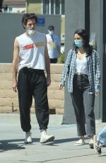 Camila Mendes Out in West Hollywood