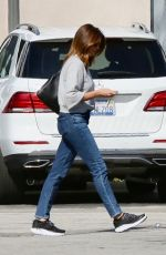 Cindy Crawford Leaving Cafe Habana today after making a quick visit to check up the family business in Malibu
