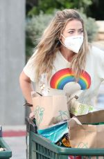 Denise Richards Out grocery shopping in Malibu