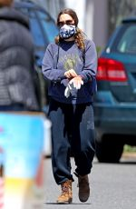 Drew Barrymore Steps out with family in The Hamptons
