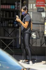Eiza Gonzalez Out for coffee in Beverly Hills