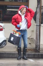 Elisabetta Canalis Out in Hollywood