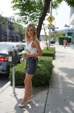Ella Rose Out in Beverly Hills