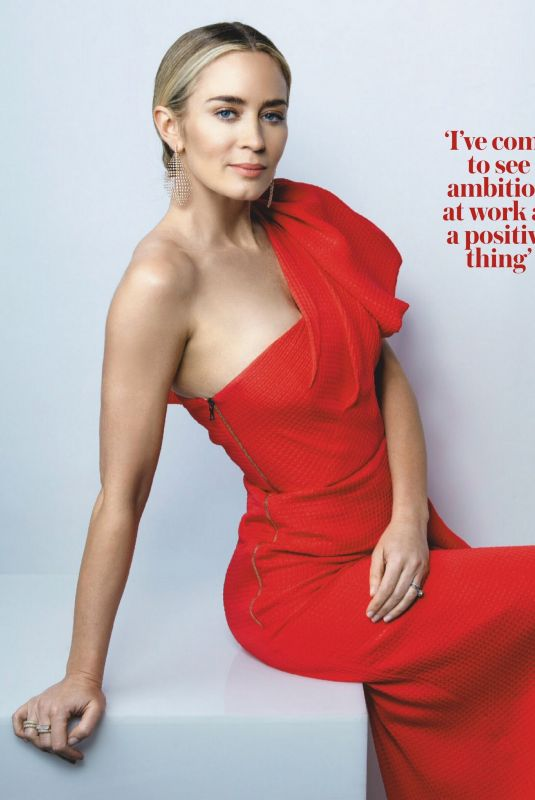 Emily Blunt - Woman & Home Magazine (S.A.) June 2020