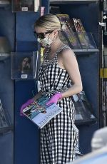 Emma Roberts Out in Studio City