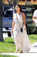 Eva Longoria Out in the Hollywood Hills