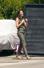 Gal Gadot Receives a sweet gift from friends on her birthday in Los Angeles