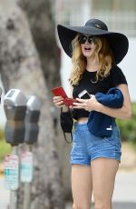 Heather Graham Out in Santa Monica