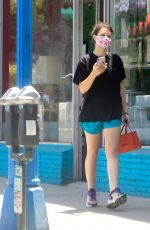 India Eisley Out in West Hollywood