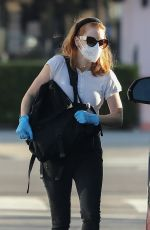 Jessica Chastain Out and about in Pacific Palisades