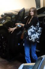 Kaia Gerber Pictured Stepping Out With New Hair Color in Malibu