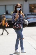 Katharine McPhee Out and about in Los Angeles