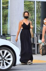 Leona Lewis Out Shopping with her husband in Calabasas