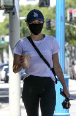 Lucy Hale At the Conservatory in West Hollywood