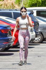 Lucy Hale Out and about in Hollywood