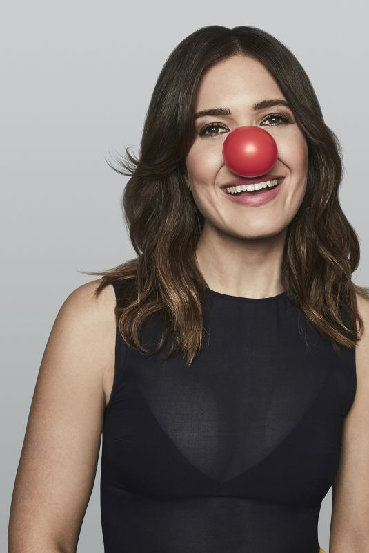 Mandy Moore - 2020 NBC Red Nose Day promo